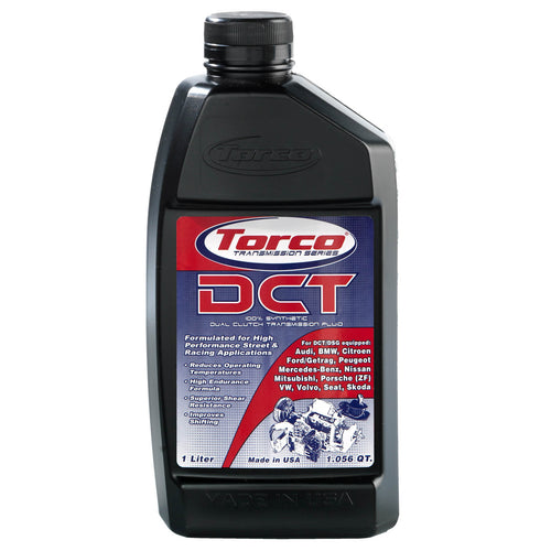 Torco DCT Dual-Clutch Transmission fluid
