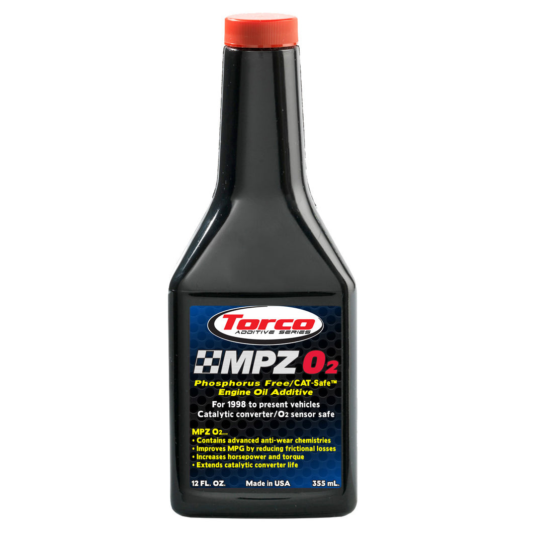MPZ 02 oil additive high performance