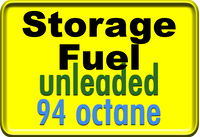Storage long term fuel