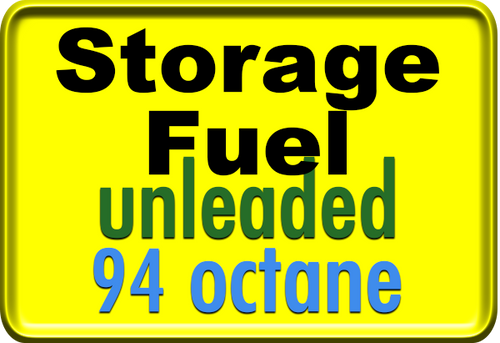 Storage fuel for cars