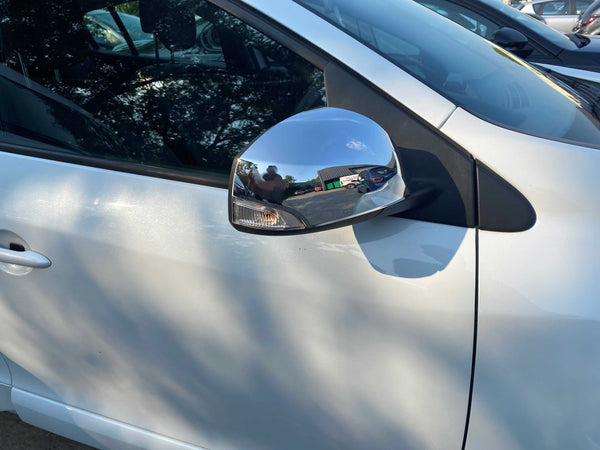 Auto Clover Chrome Wing Mirror Trim Set for Renault Megane 2008 – 2016