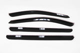 Auto Clover Wind Deflectors Set for Hyundai i30 2007 - 2011 Hatchback (4 pieces)