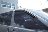 Auto Clover Wind Deflectors Set for Hyundai i800 / iLoad 2008+ (2 pieces)