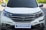 Auto Clover Bonnet Guard Protector Set for Honda CRV 2012 - 2017