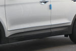 Auto Clover Chrome Side Door Trim Set for Hyundai Santa Fe 2013 - 2018