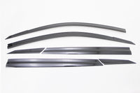 Auto Clover Wind Deflectors Set for Hyundai Tucson 2015+ (6 pieces)