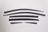 Auto Clover Luxury Wind Deflectors Set for Honda CRV 2012 - 2017 (6 pieces)