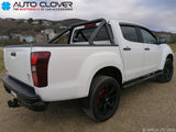 Auto Clover Wind Deflectors Set for Isuzu D-MAX 2012+ (4 pieces)
