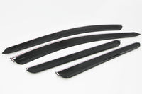 Auto Clover Wind Deflectors Set for Vauxhall Opel Antara 2007+ (4 pieces)