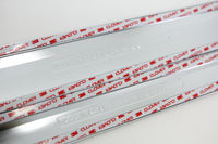 Auto Clover Chrome Side Skirt Door Trim Set for Kia Carens 2013+