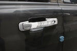 Auto Clover Chrome Door Handle Trim for Ssangyong Korando Sports / Musso 2013-15
