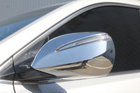 Auto Clover Chrome Wing Mirror Cover for Hyundai Santa Fe 2013 model only