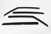 Auto Clover Wind Deflectors Set for Suzuki Swift 2010 - 2016 (4 pieces)