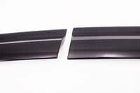 Auto Clover Wind Deflectors Set for Mercedes E Class W212 2009 - 2016 (4 pieces)