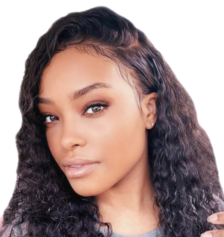 Italian Curly Bundle- Frontal Deal