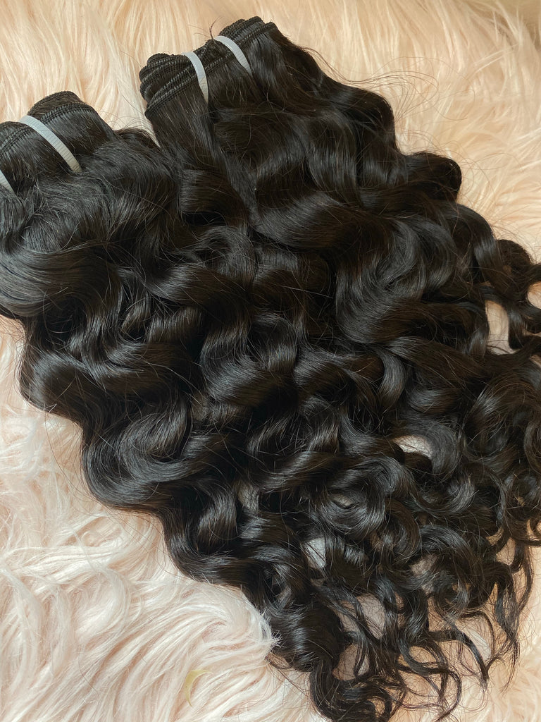 Italian Curly Single Bundles