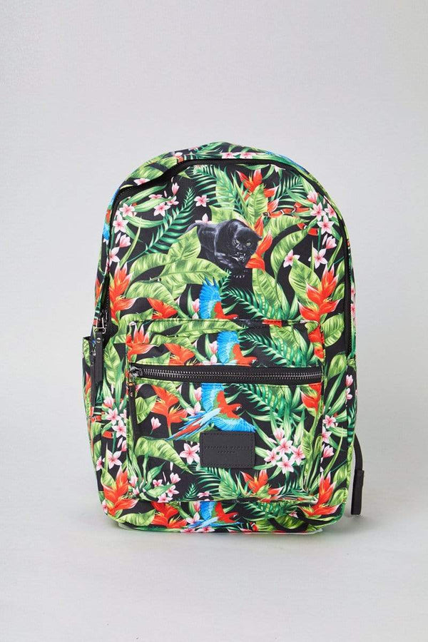 Criminal Damage BAG GREEN / XS Paradise Bag - Black/Multi