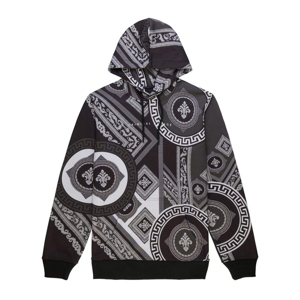 Apollo Smash Hood - Black