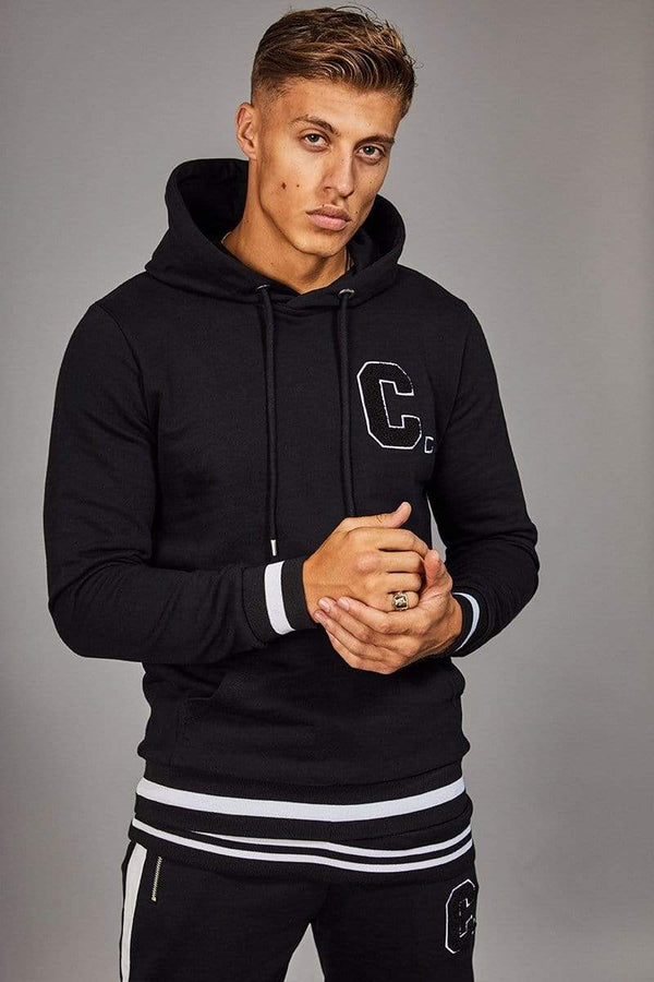 Criminal Damage HOODIE Black / XS Campus Hood