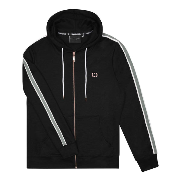 Criminal Damage HOODIE Black / XS Wise Hood - Black