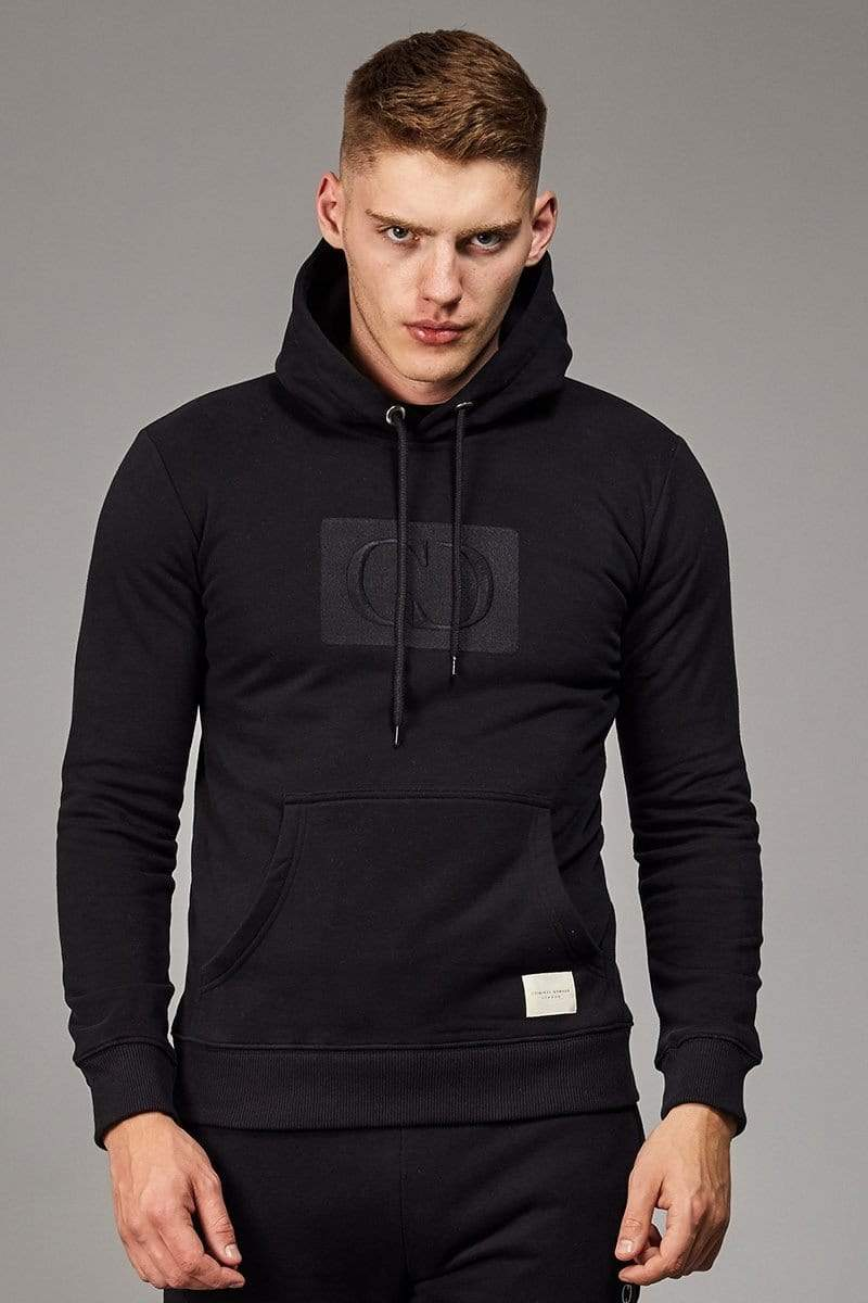 Criminal Damage HOODIE Muscle Core Pullover Hood