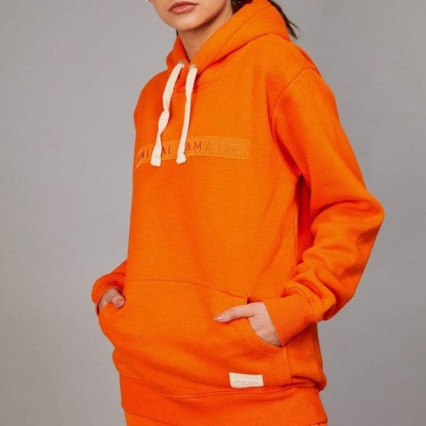 Criminal Damage HOODIE Orange / XS Hiber Hood - Orange