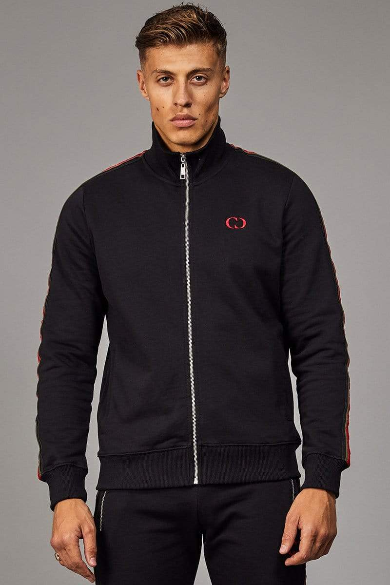 Criminal Damage HOODIE Safron Track Top