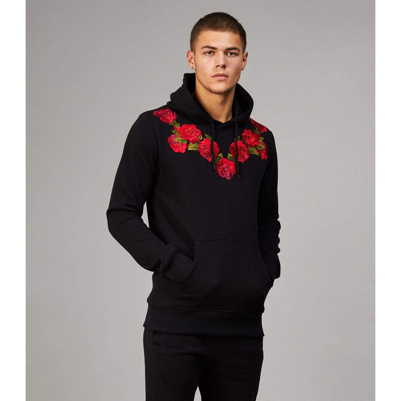 Thorn Hood - Black/Multi