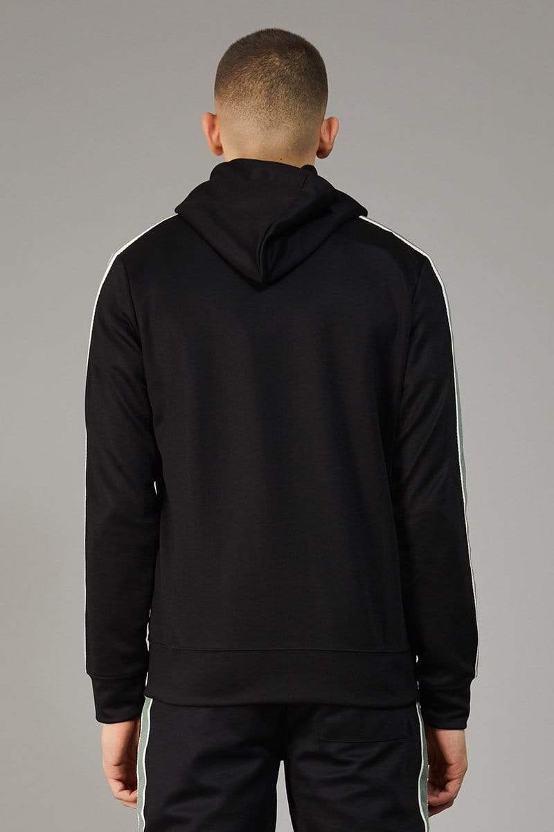 Criminal Damage HOODIE Wise Hood - Black
