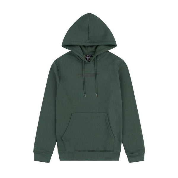 Criminal Damage HOODIES LA HOODIE - OLIVE