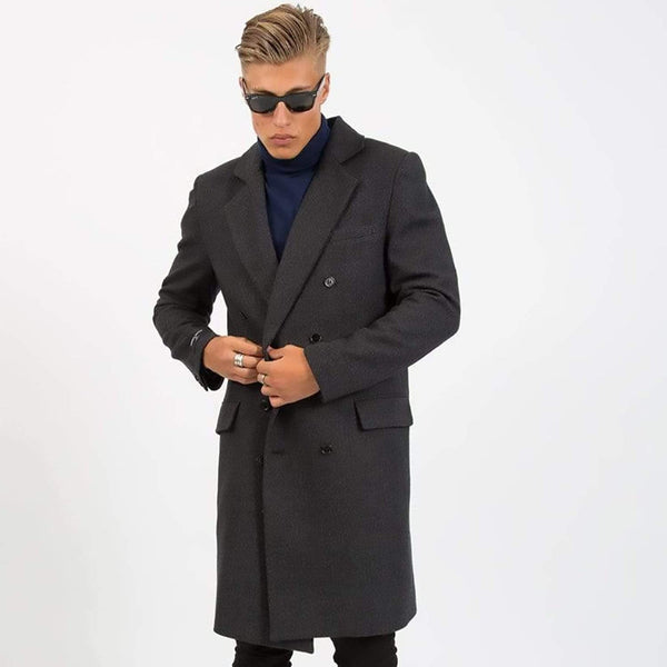 Criminal Damage Coat - Trotter Grey