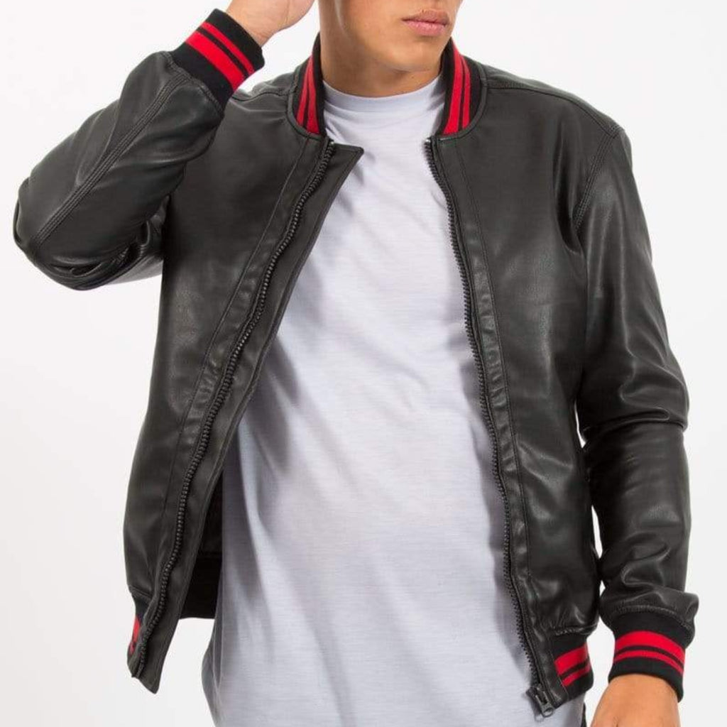 Criminal Damage JACKET Criminal Damage Jacket - Rider Black