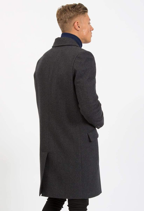 Criminal Damage Jacket - Trotter Grey