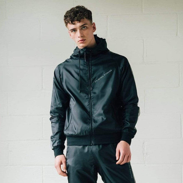 Fraser Windbreaker - Black