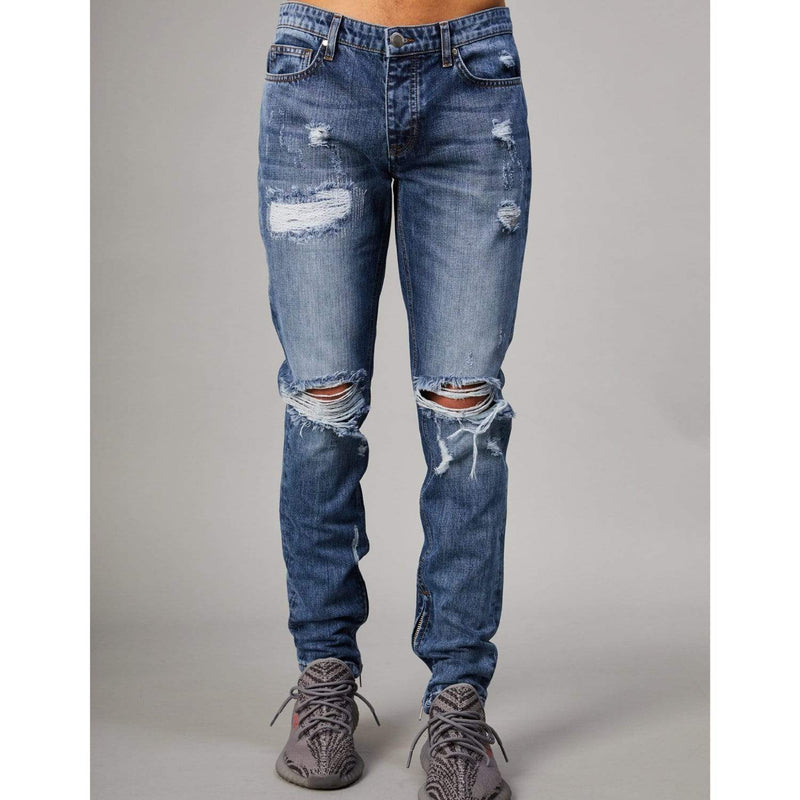 Carter Jeans - Mid Blue