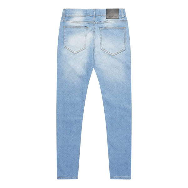 Criminal Damage JEANS Shelby Skinny Jean - Light Wash