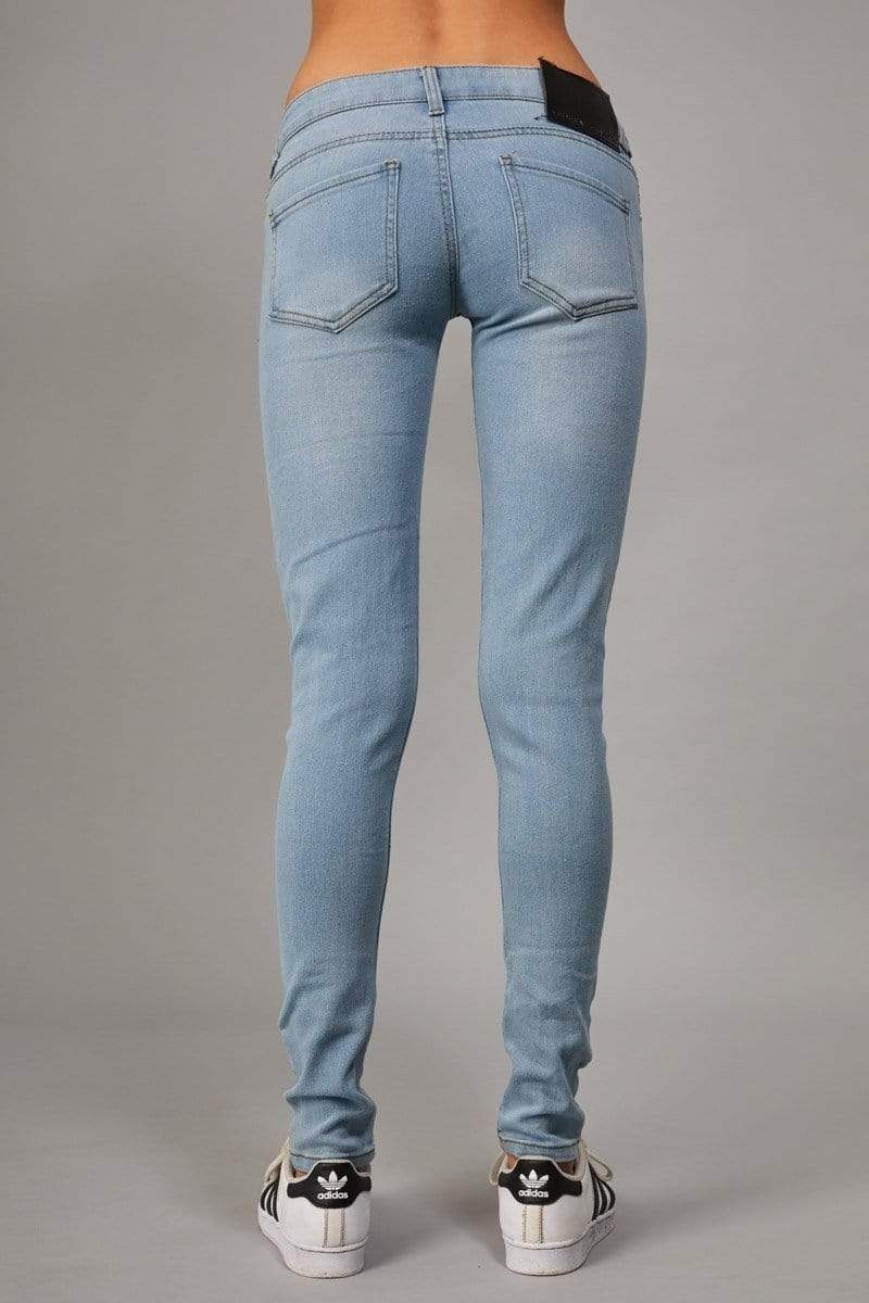 Criminal Damage JEANS Skinny Jeans - Ice wash