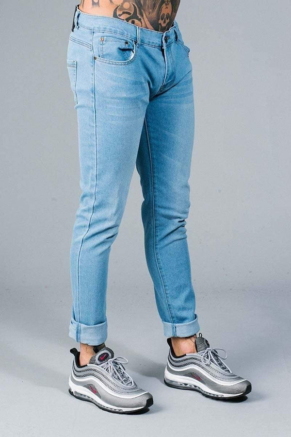Criminal Damage JEANS Skinny Jeans - Light wash