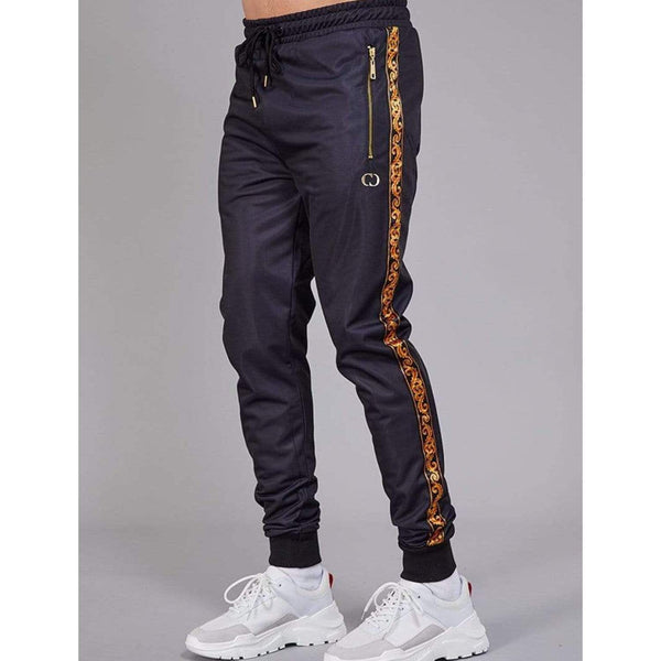 Apollo Track Joggers - Black