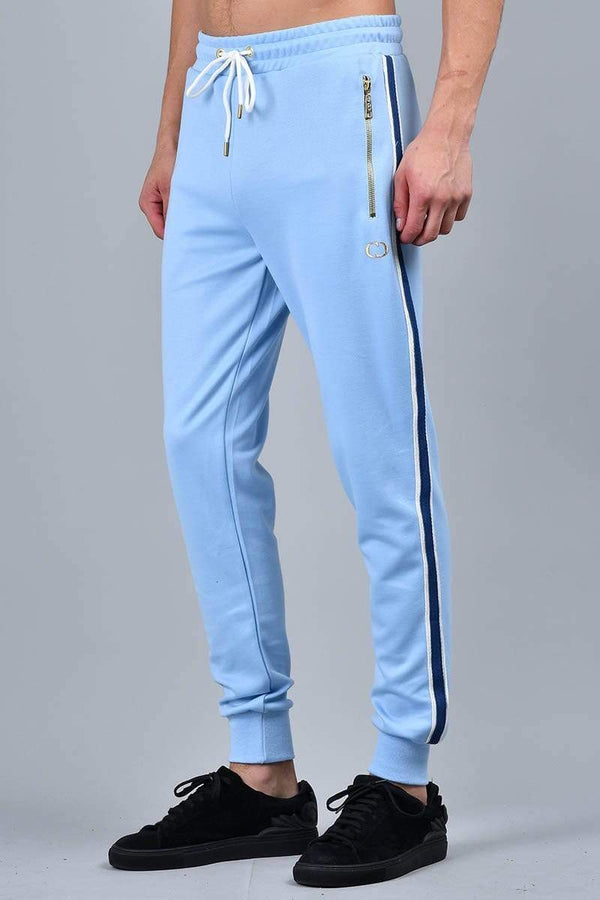 Criminal Damage JOGGERS Blue / XS Wise Jogger - Blue