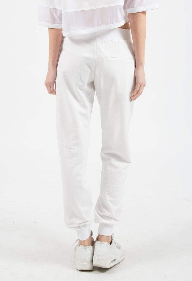 Criminal Damage JOGGERS Criminal Damage Joggers - White