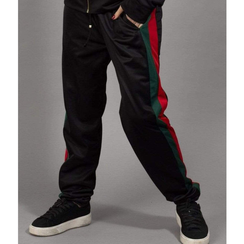 Cuccio Track Pants - Black/Gold