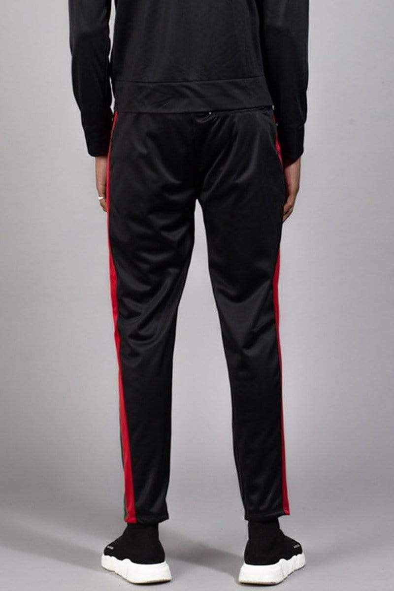 Cuccio Track Pants - Black/Multi