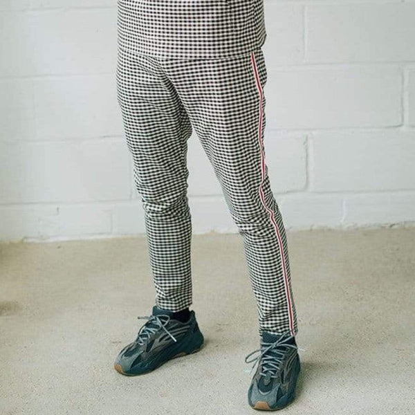 Dogtooth Joggers - Grey