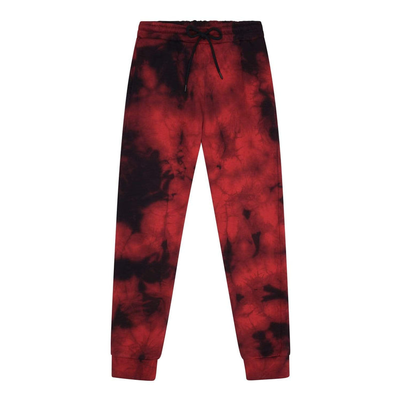Criminal Damage JOGGERS Dye Jogger - Black/Red