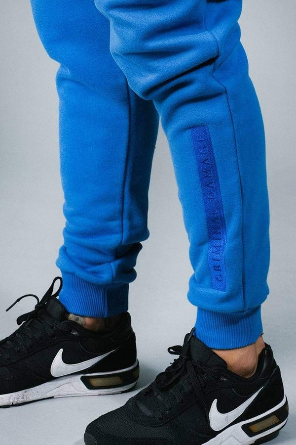 Criminal Damage JOGGERS Hiber Jogger - Blue