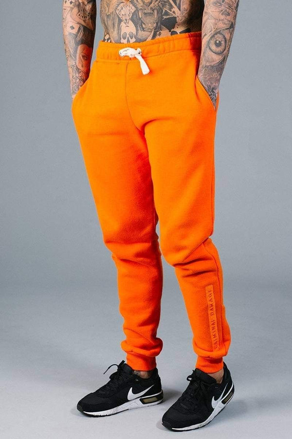 Criminal Damage JOGGERS Hiber Jogger - Orange