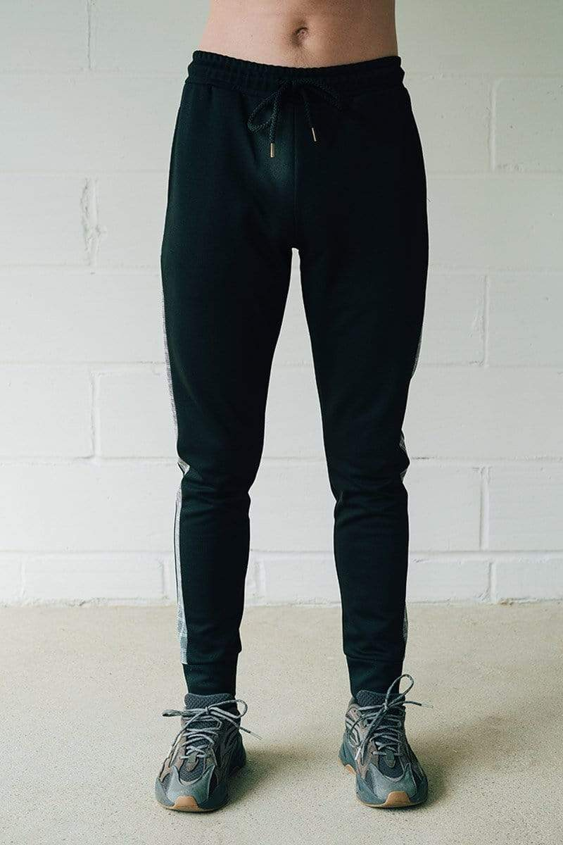 Criminal Damage JOGGERS Hudson Jogger - Black