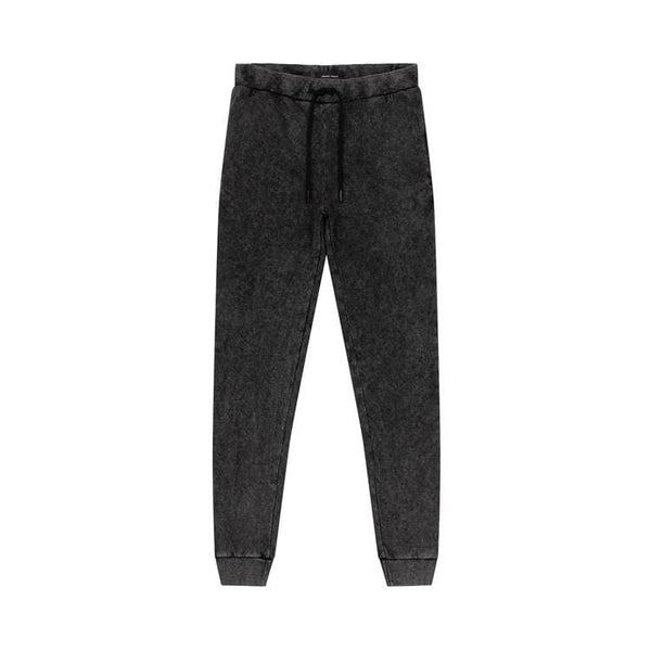 Criminal Damage JOGGERS HYBRID JOGGER - BLACK WASH