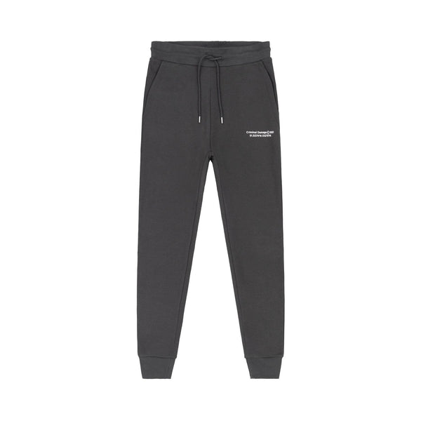 Criminal Damage JOGGERS LA JOGGERS - CHARCOAL